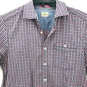 Tommy Bahama Shirt Size Medium Button Down